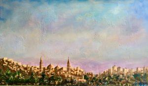 Der Himmel über Jaffa